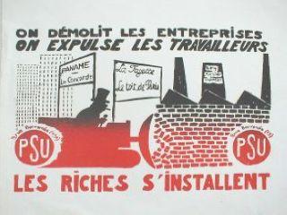 6d99187253 Du PSU aux Verts, Le passé racine de l'avenir